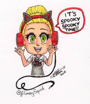 It's Spooky Spooky Time