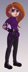 Kim Possible 2019 by SarcasticLeaves