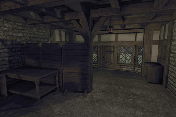 medieval house interior 2 by sdturner on deviantart