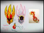 Spadefire Claws - Keyblade Transformation