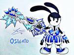 Oswald the Lucky Rabbit - Bolt Streak