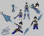 Atlantean Ark - Form Change