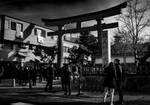 Kyoto - Fushimi Inari entrance II