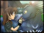 Ukari and V: First Meeting