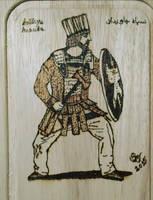Achaemenid Soldier