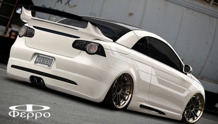 VW Eos by ferrodeviant