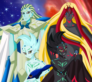 Astral, eliphas, don thousand and Black Mist