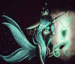 Queen Chrysalis~ Twist fate contest entry