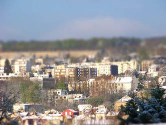 Tiltshifted ver. of Meudon ... by joho972