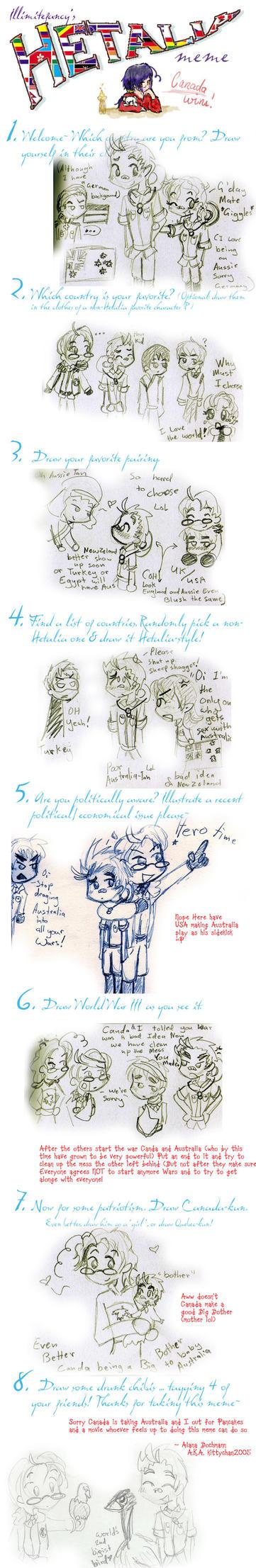 APH Meme by Kittychan2005