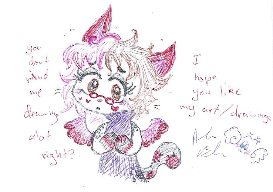 Worried Artist by Kittychan2005