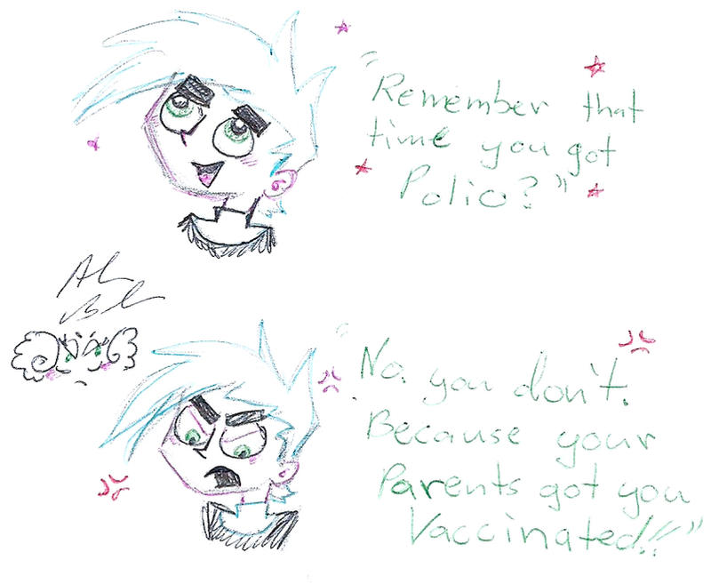 DP vaccinated by Kittychan2005