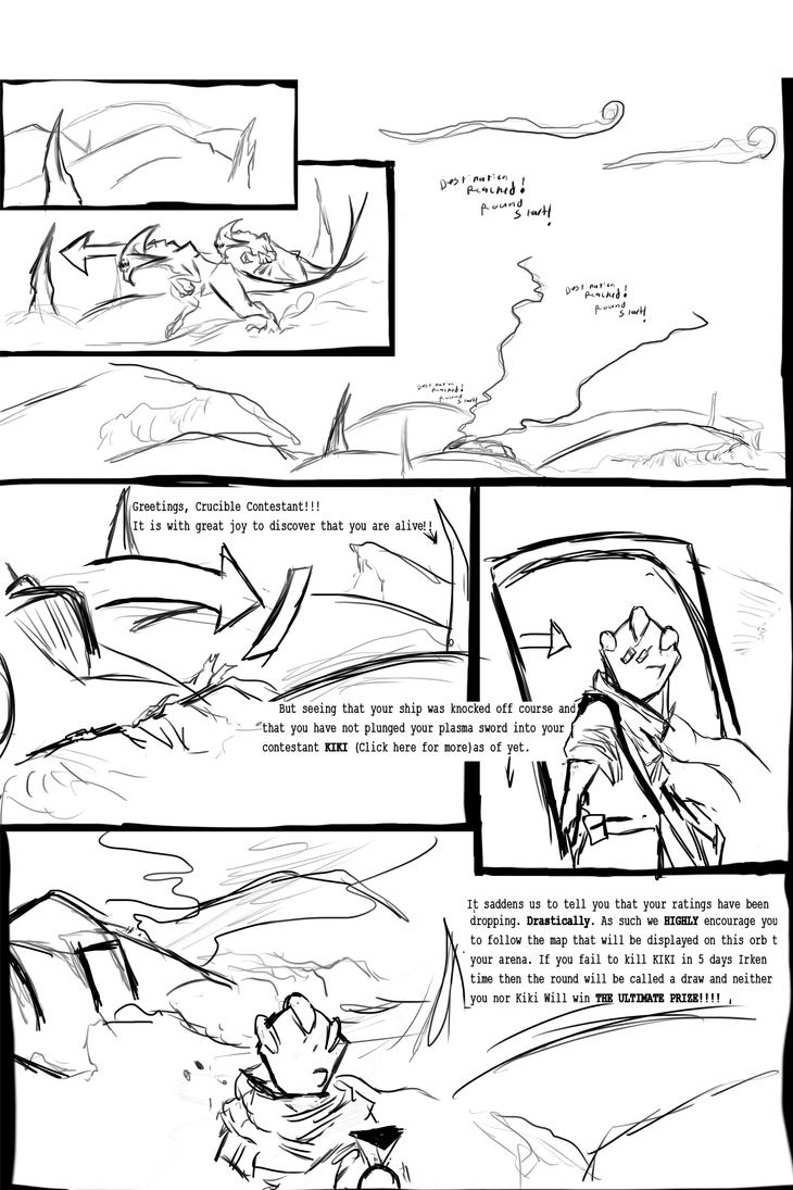 Crucible Re-work?? by BeyondYou13