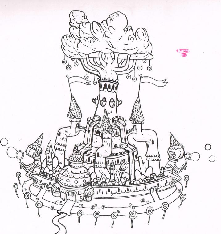 Candy Kingdom by Sugar-Skull87