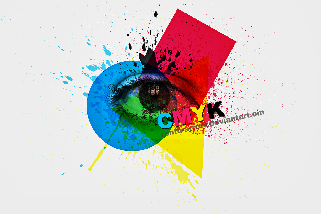 how to change image to cmyk