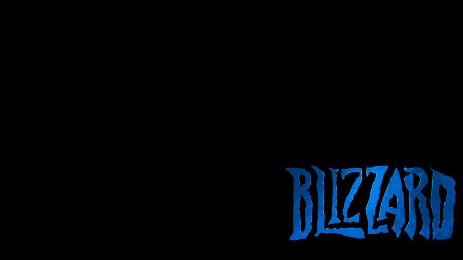 gallery for blizzard logo wallpaper