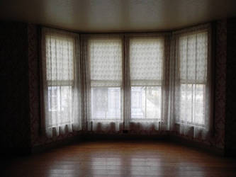 Ghostly Window by DawnofAlice