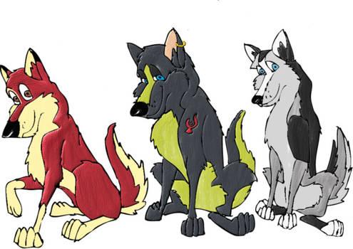 Boltro, Seff, Kyrah
