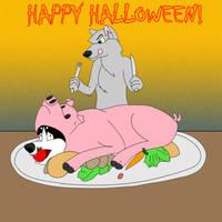 Happy Halloween 2014