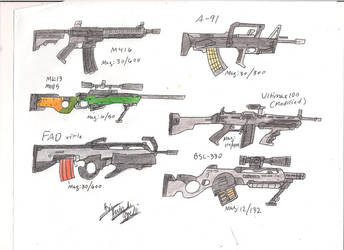 Weapons cache 13 by BlackKnife12