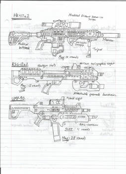 weapons sketch - page 3