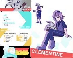[PPP] Clementine + Estella