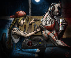 I'll always fix you! by WackoShirow