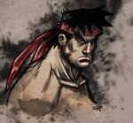 Street fighter Ryu
