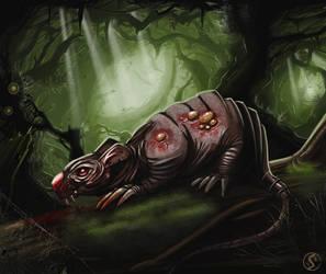 The Swamp Rat