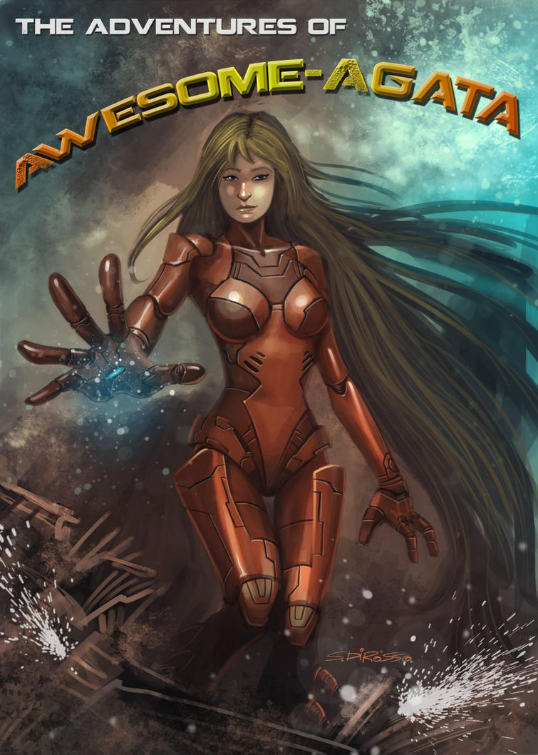 Awesome Agata by WackoShirow