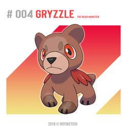 # 004 Gryzzle