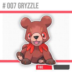 # 007 Gryzzle