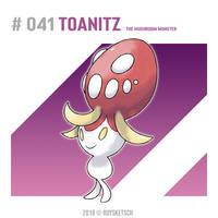 # 041 Toanitz by RoySketsch