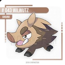 # 043 Wilwutz