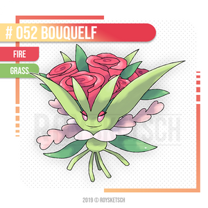#052 Bouquelf, Love Bundle