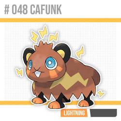 # 048 Cafunk by RoySketsch