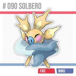 # 090 Solbero by RoySketsch