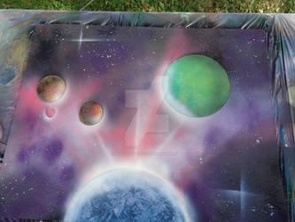 Spray art #15...ish?