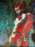 contrabajo.double bass IV by Ana7hema