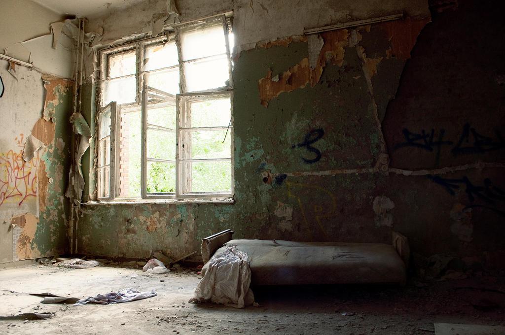 Sanatorium III by Ana7hema