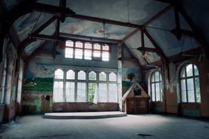 Sanatorium IV by Ana7hema