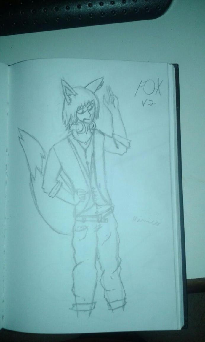 fox scrap by bornwind