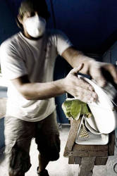 Surf Board Shaper by QuinnPhotography