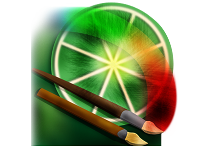 Paint tool sai logo by putrifeb on deviantart for Logo drawing tool