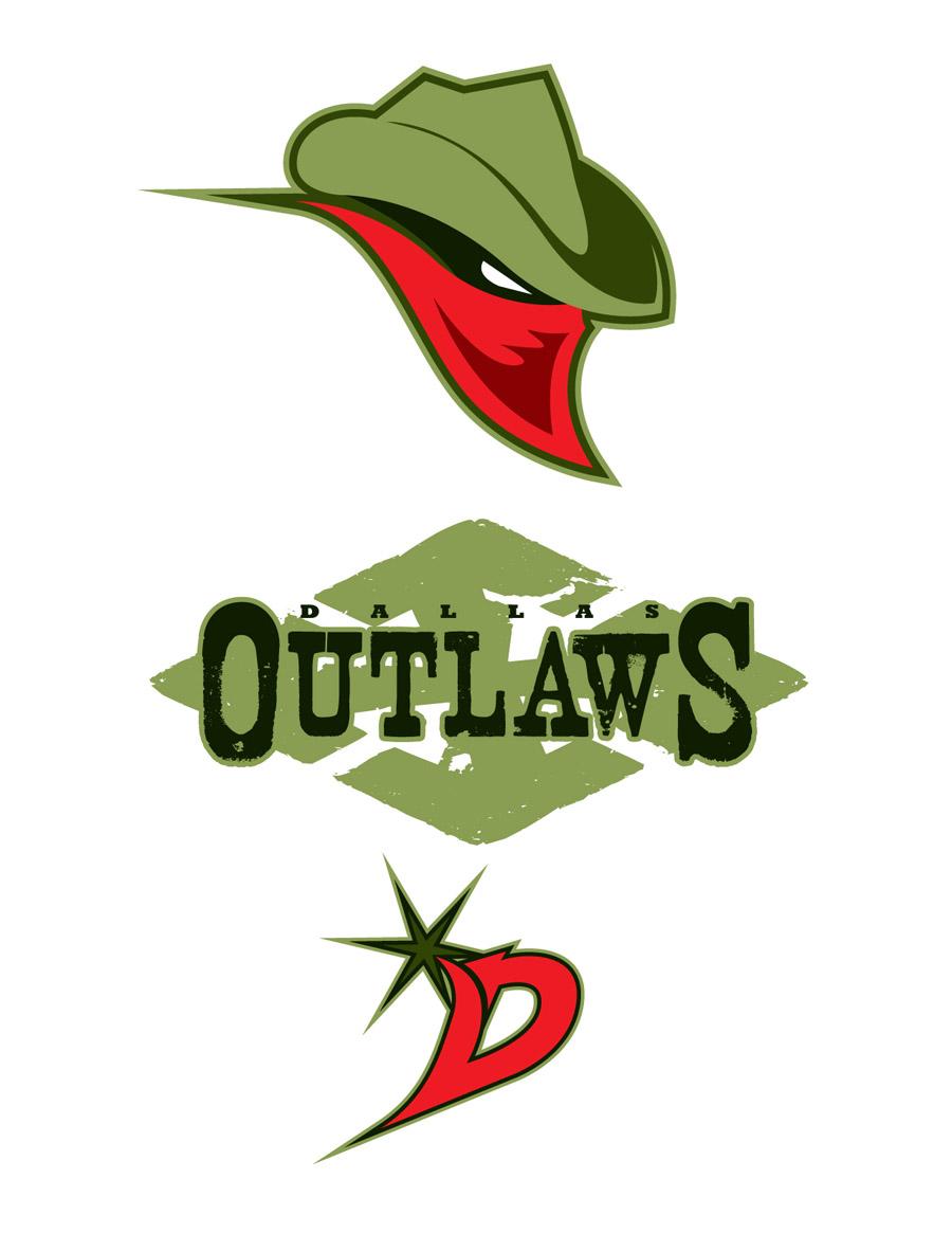 DALLAS OUTLAWS ICELHL by BURZUM