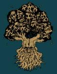 TREE OF FACES TATTOO V2