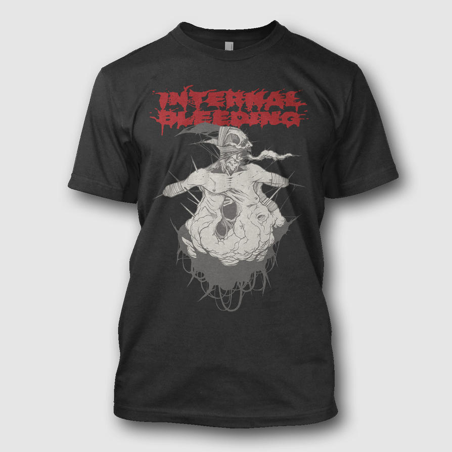 INTERNAL BLEEDING SHIRT by BURZUM on DeviantArt