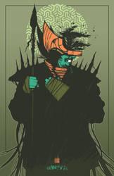 ACACIA SENTINEL by GreyAriaDesignStudio