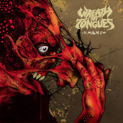 WREATH OF TONGUES COVER by GreyAriaDesignStudio
