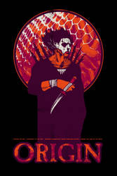 ORIGIN KNIFE GOD SHIRT